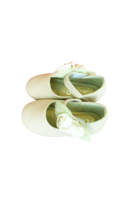 Baby Girl Beige Shoes