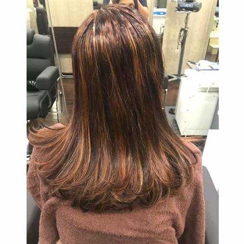 NanoSilk Hair Highlights