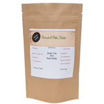 Darjeeling Green tea with Rose Petals ( Tea Bags )