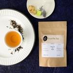 Darjeeling Green Tea with Ginger