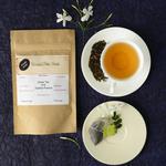 Darjeeling green tea with Jasmine Flowers