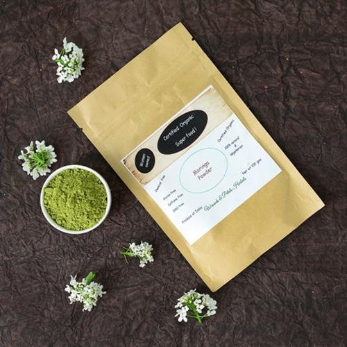 Organic Moringa Powder / Super Food