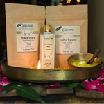 Skin & Hair care ritual ( Panchgavya body lotion & Face pack + Triphla neem face and hair mask ) I Wellness Combo