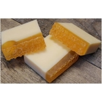 Country Honey Coconut Natural handcrafted Soap ( set of 3 )