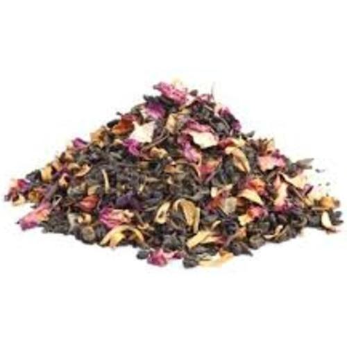 Darjeeling Green Tea with Rose Petals (Loose )