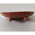 Neem Wood Soap Dish / Eco friendly / Shower Soap Holder / With Drainage Holes