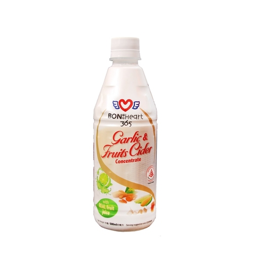 "Fruits & Vegetables Concentrate Juice(""保心365"" 浓缩蒜与果醋汁)"