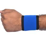 Vkare Wrist Binder - Blue - Neoprene