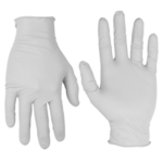 Disposable Powdered Latex Examination Gloves (Box Pack)