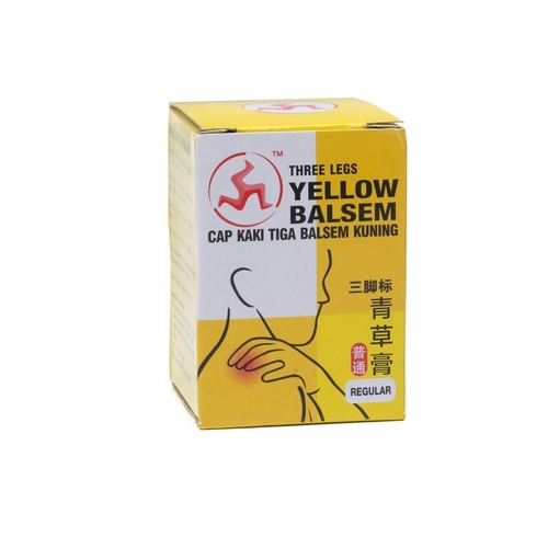 Yellow Balsem 36g