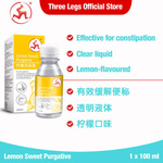 Lemon Sweet Purgative 100ml