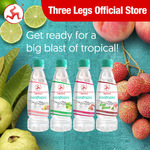 Cooltopia Luscious Lychee 320ml (24pcs)