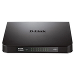 D-Link 16-Port Unmanaged Gigabit Switch DGS 1016A