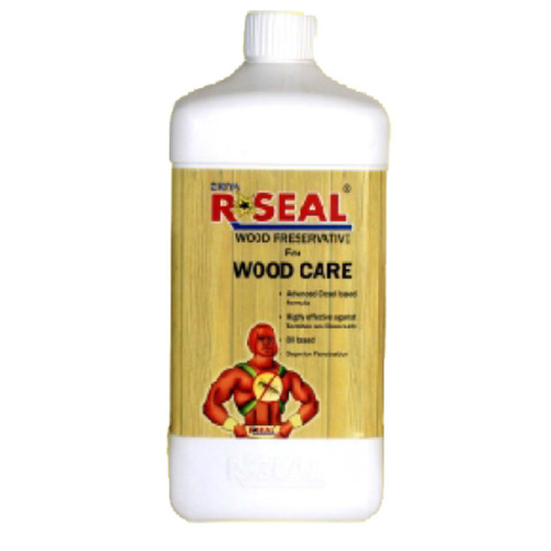 R SEAL Wood Care - Wood Preservative