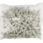 RSEAL Tile Spacer Crosses 100 pieces in a pack