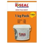 R SEAL Epoxy Tile Grout 1 Kg