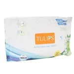 TULIPS Refreshing Wipes in Different Fragrances 20 pcs
