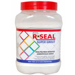 R SEAL Super Grout - Cementitious Coloured Grout 1 Kg