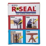 R SEAL Fast Curing JHAT-PAT Epoxy Putty Compound Adhesive - Combo Pack of 25g x 1 unit ,100g x 1 unit