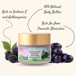 The Paradise Trees Berrylicious Body Butter - Blackberry and Java Plum 100 g