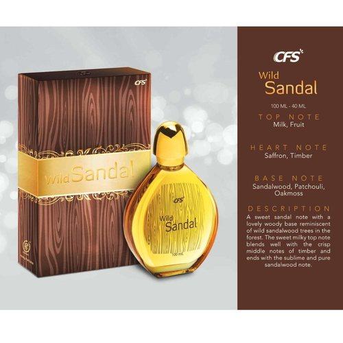 CFS Wild Sandal Perfume 100 ml