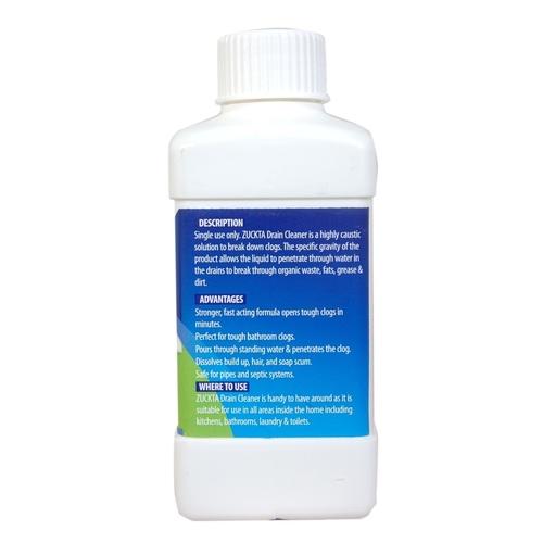 ZUCKTA  Drain Cleaner 250 ml
