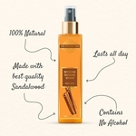 The Paradise Trees Mysore Sandalwood Body Mist After Shower Spray 200ml