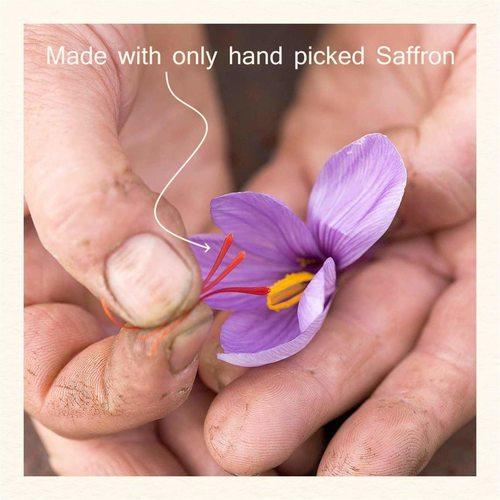 The Paradise Tree Kashmiri Saffron Body Mist After Shower Mist, 200 ml