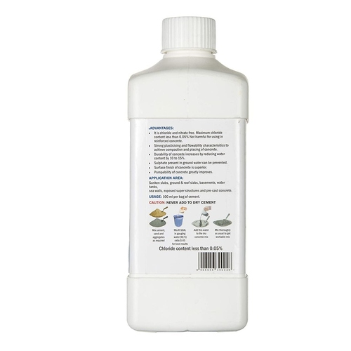 R SEAL Water Proofing Compound Liquid ISI Quality Certified 100ml