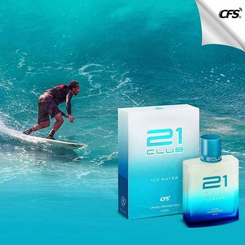 CFS 21 Club Ice Water Perfume 100 ml