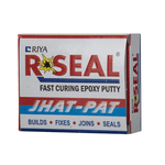 R SEAL JHAT-PAT Fast Curing Epoxy Putty Compound Adhesive For Stopping Leakage, Fixing, Bonding, Gap Filling and Repairing - 25 Grams x 20 Units