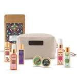 Rituals Bag with 8 Luxurious Herbal Skin and Hair care minis