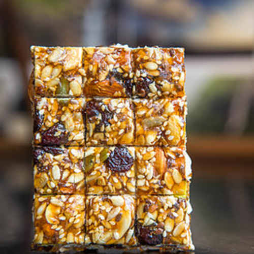 SEED and NUT Chikki 250 g