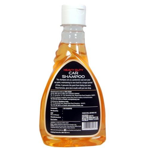 CARSZINI Heavy Duty Car Shampoo 330 ml