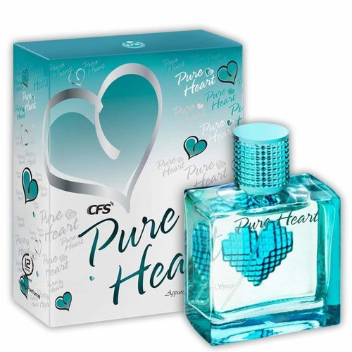 CFS Pure Heart Blue Apparel Perfume 100 ml