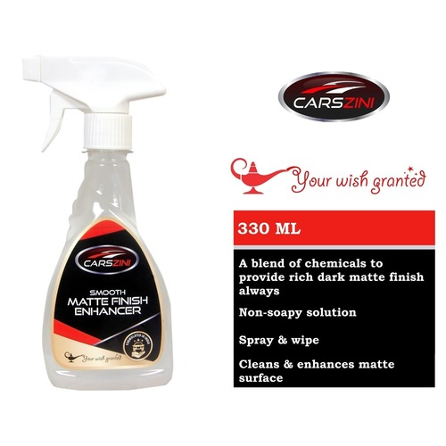 CARSZINI Matte Finish Enhancer 330 ml