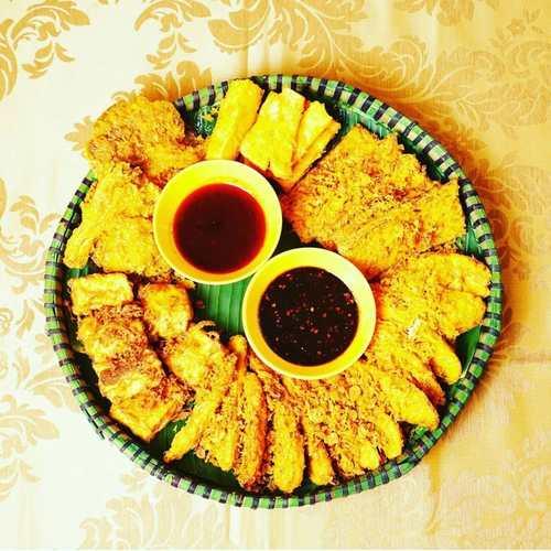 Celup Tepung Platter