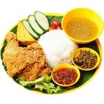 Nasi Ayam Geprek Padu