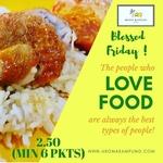 Value Meal Chicken Rice 6 pkts