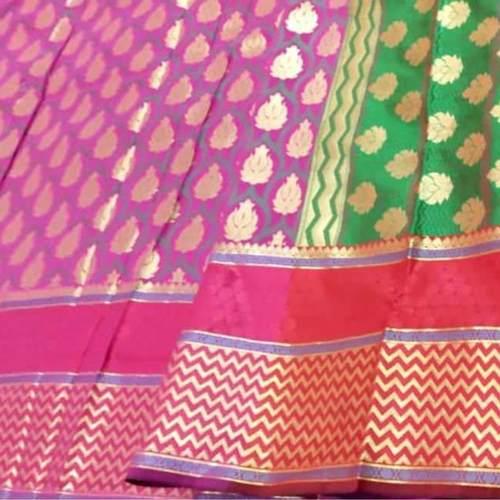 Banarashi Alfi Silk Saree