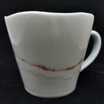 Underglaze Red Giant Mugs 1200cc