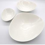 Bone China Free Loop Bowl-21cm