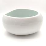 Green White Cobble Stone Bowls-15