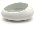 Green White Cobble Stone Bowls-11