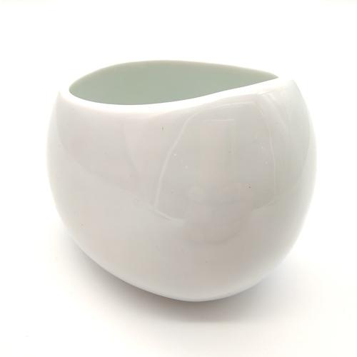 Green White Cobble Stone Bowls-05