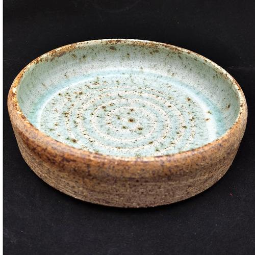 Handmade Tapas Pottery Bowl-Green