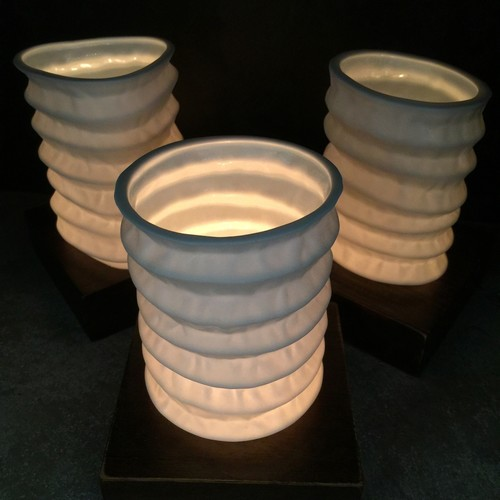 WB Chinese Paper Lantern Candle Lamps-S2 Circle