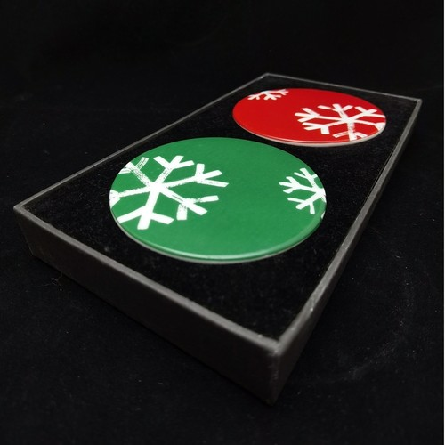 2019 Christmas Coaster Gift Set