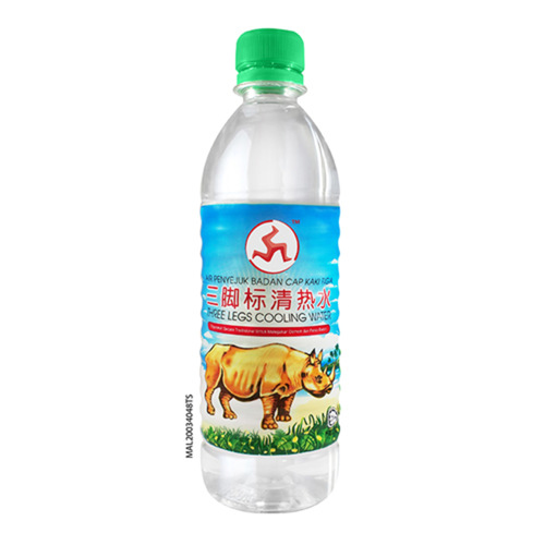 THREE LEGS COOLING WATER 500ML