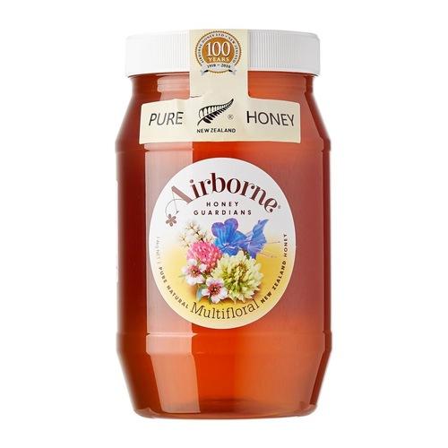 Airborne Floral Multifloral Honey 1.4kg